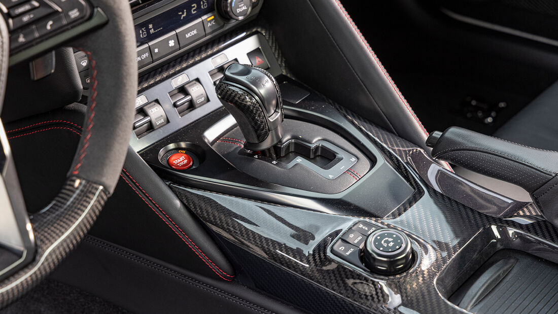 Importracing-Nissan GT-R, Interieur