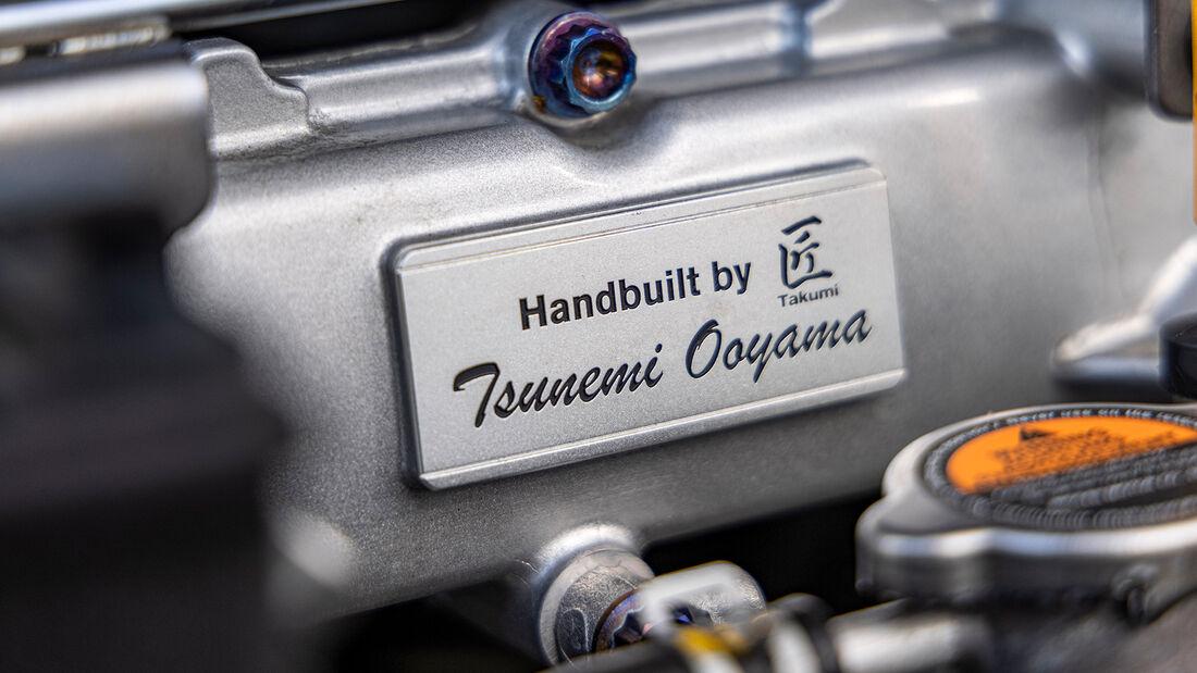 Importracing-Nissan GT-R, Motor