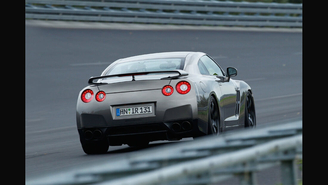 Importracing Nissan GT-R