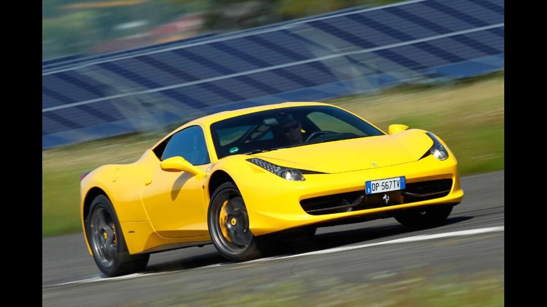 Impression Ferrari 458 Italia