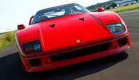 Impression Ferrari F40