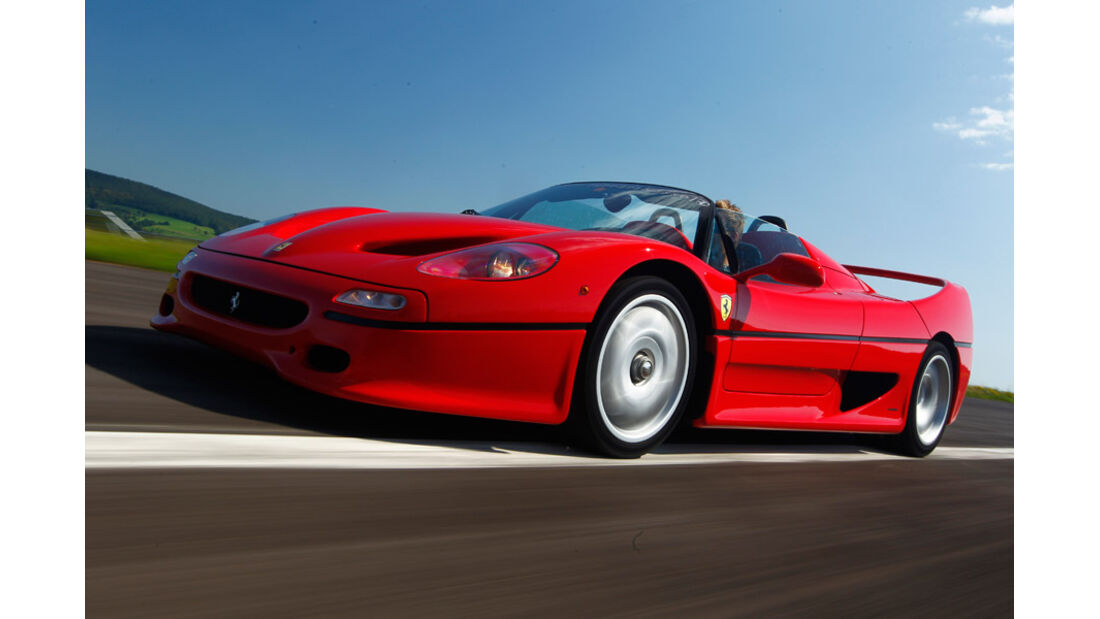 Impression Ferrari F50