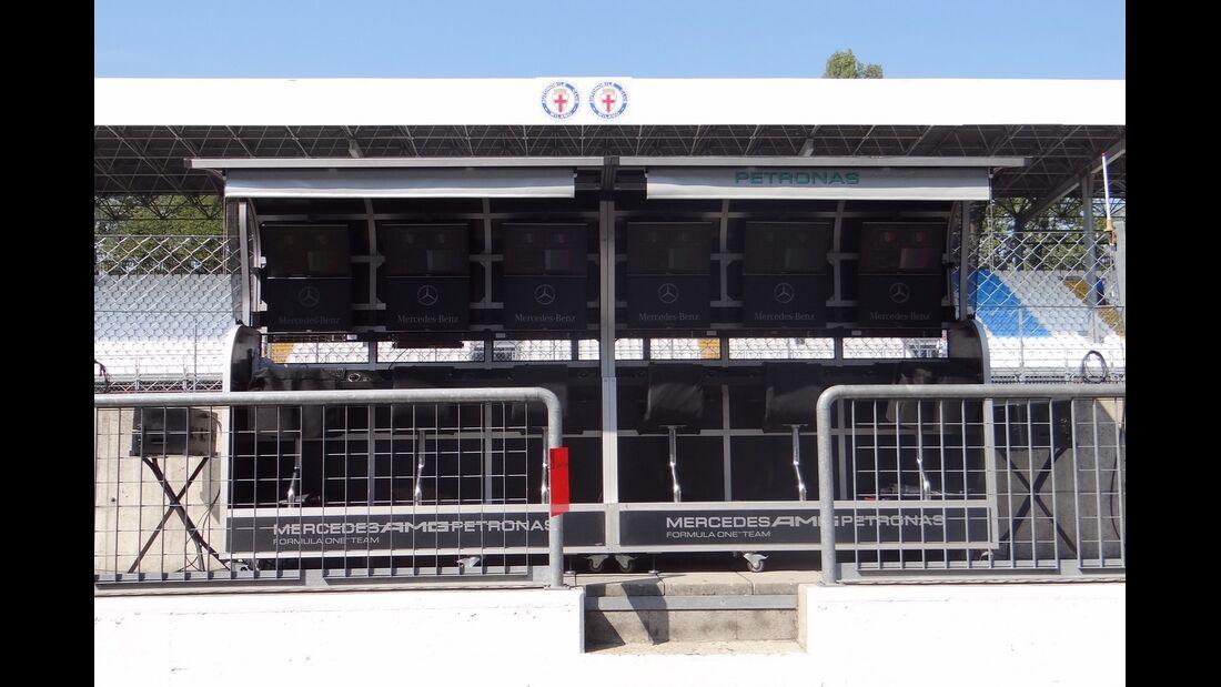 Impression - Formel 1 - GP Italien - 6. September 2012