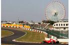 Impression  - Formel 1 - GP Japan - 07. Oktober 2011