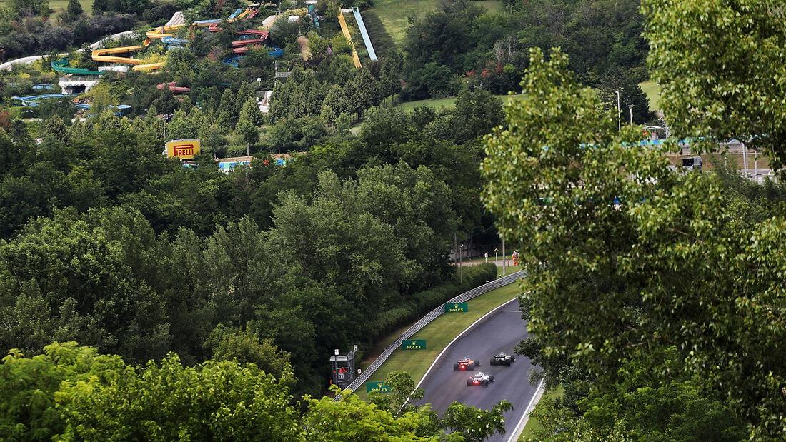 Impression - GP Ungarn 2020 - Budapest