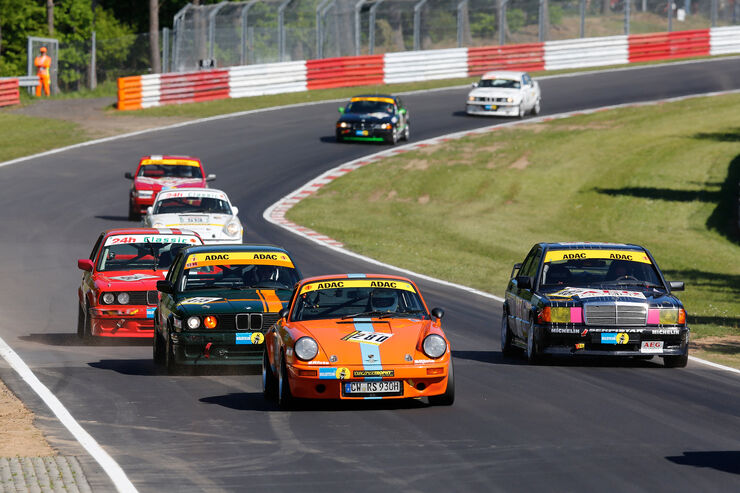 Impressionen - 24h Classic 2017 - Nürburgring - Nordschleife