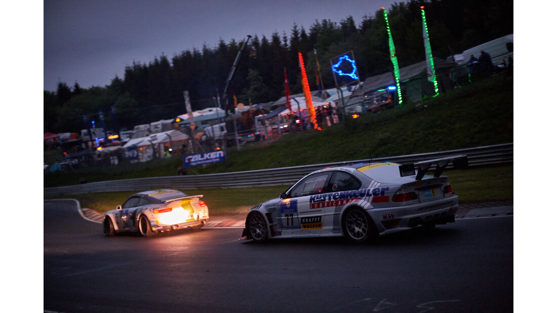 Impressionen - 24h Nürburgring  - Donnerstag - 1. Qualifying - 14.5.2015