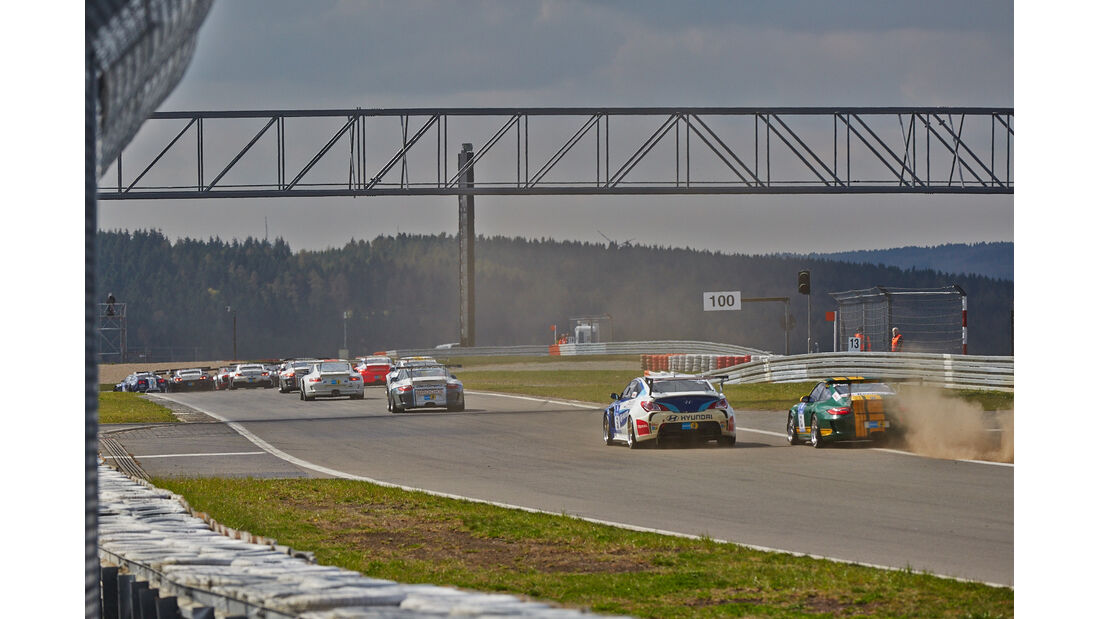 Impressionen - 24h Qualirennen - Nürburgring Nordschleife - 06. April 2014