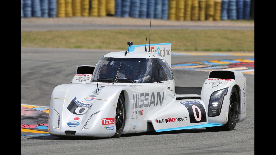 Impressionen - 24h-Rennen - Le Mans 2014 - Motorsport - Nissan Zeod