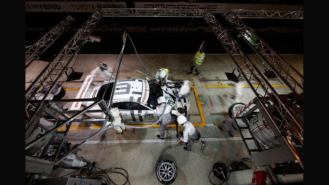 Impressionen - 24h-Rennen - Le Mans 2014 - Motorsport - Porsche 911