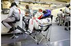 Impressionen - 24h-Rennen - Le Mans 2014 - Motorsport - Porsche - Mechaniker