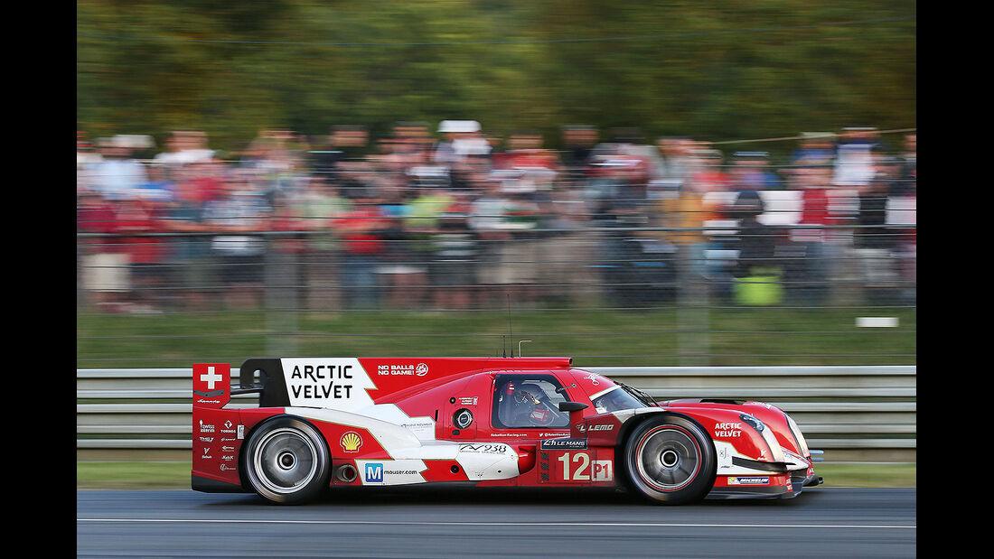 Impressionen - 24h-Rennen - Le Mans 2014 - Motorsport - Rebellion