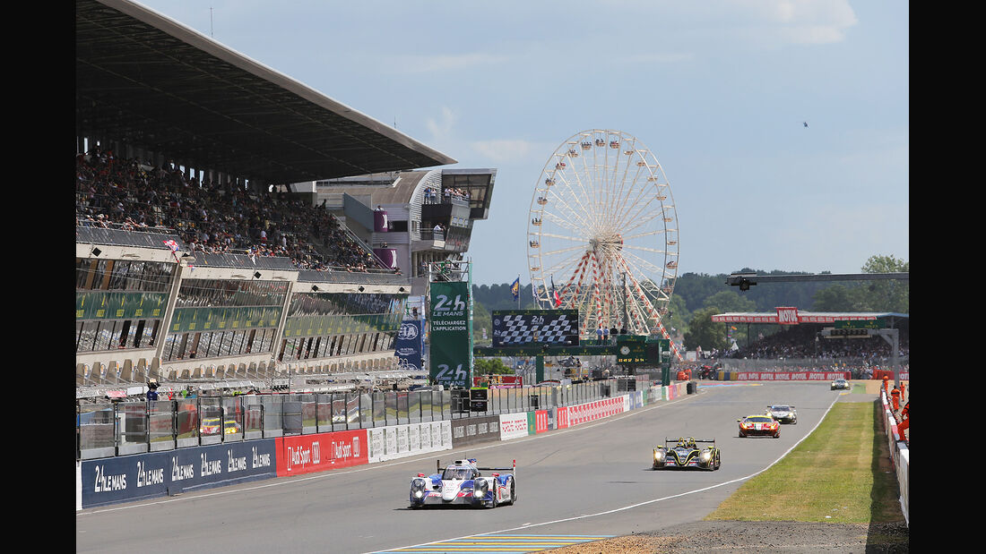 Impressionen - 24h-Rennen - Le Mans 2014 - Motorsport - Toyota TS040