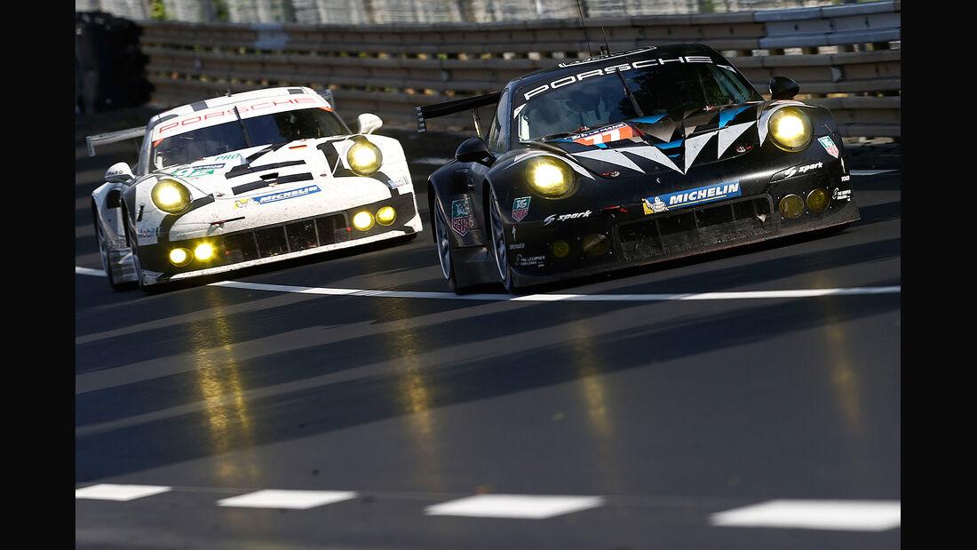 Impressionen - 24h-Rennen - Le Mans 2014 - Porsche 911
