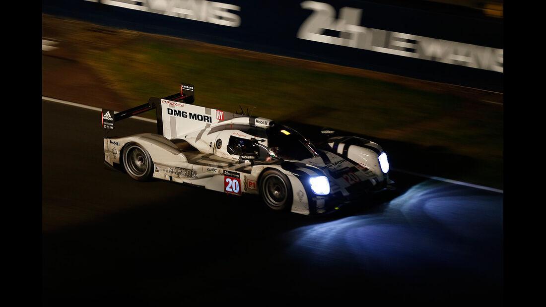 Impressionen - 24h-Rennen - Le Mans 2014 - Porsche 919 Hybrid