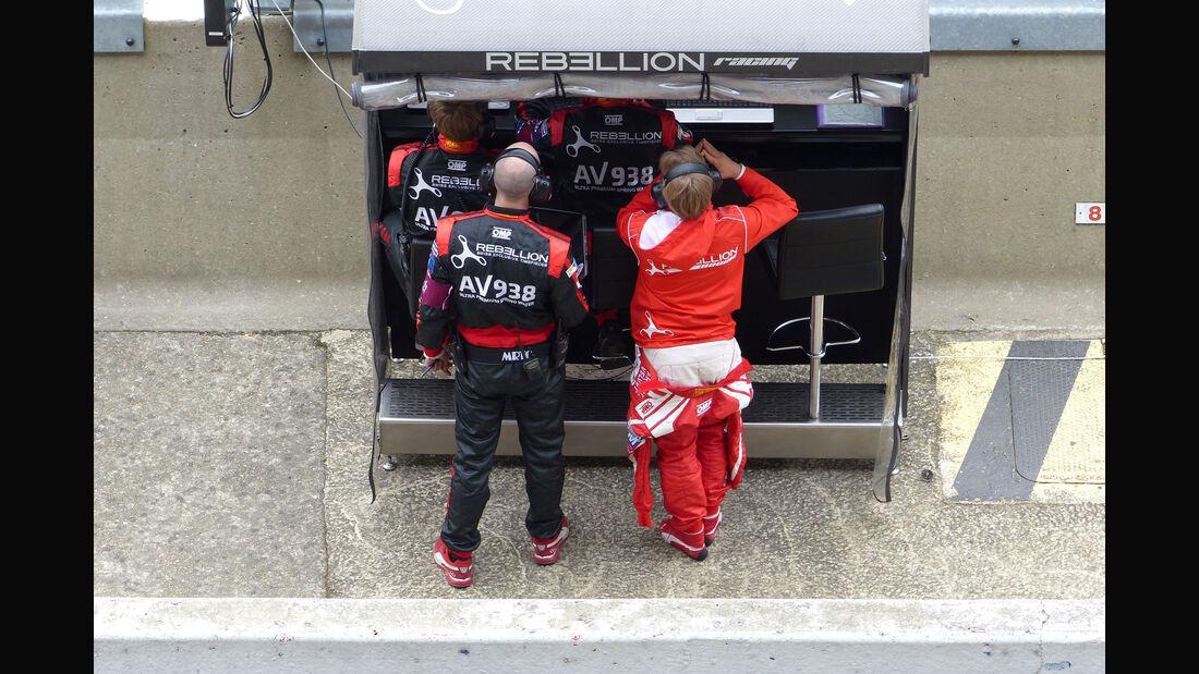 Impressionen - 24h-Rennen Le Mans 2015 - Mittwoch - 11.6.2015