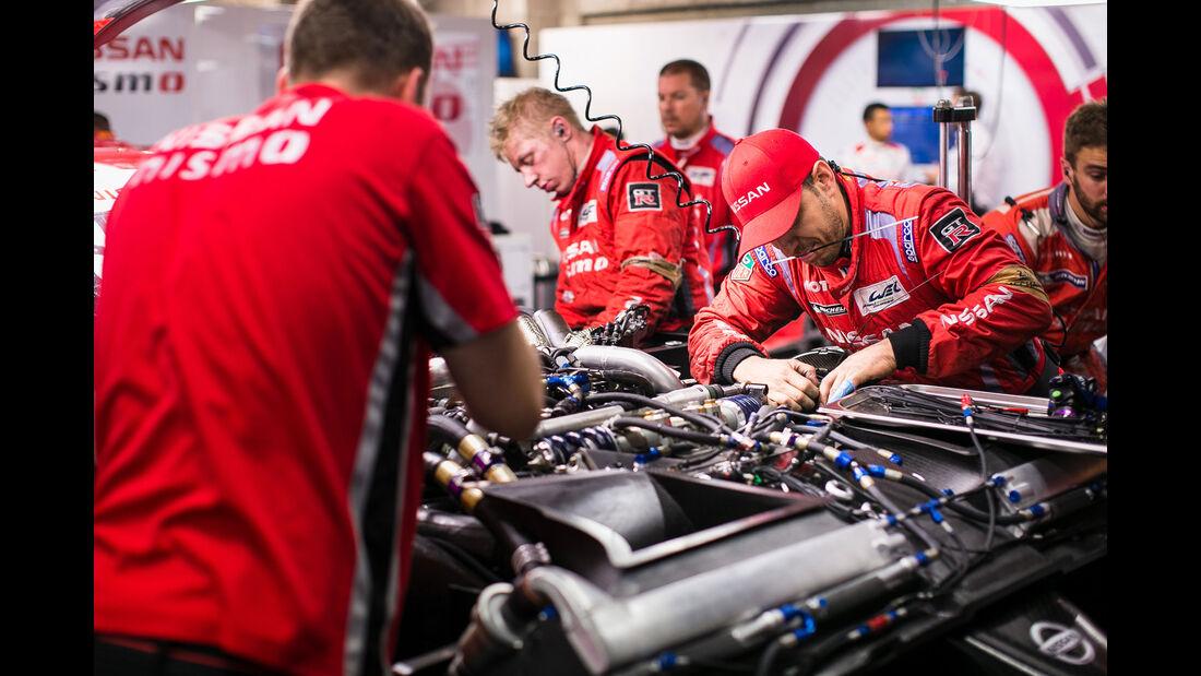 Impressionen - 24h-Rennen Le Mans 2015 - Sonntag - 14.6.2015