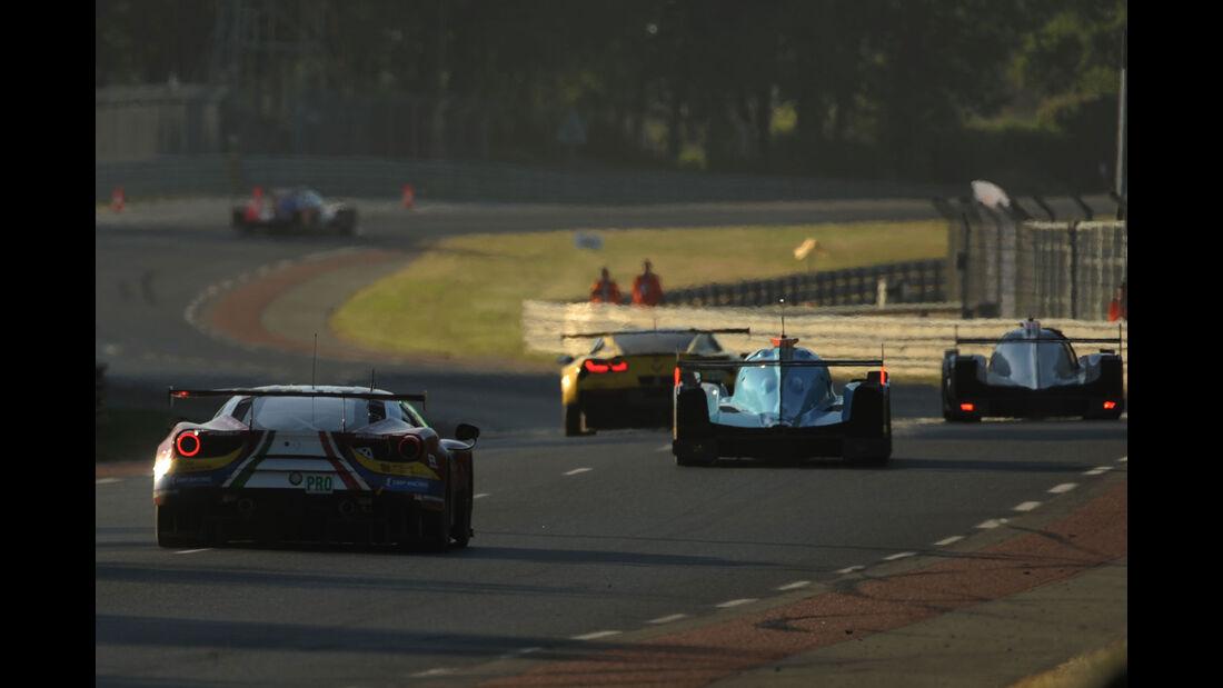 Impressionen - 24h-Rennen Le Mans 2017 - Sonntag - 18.6.2017