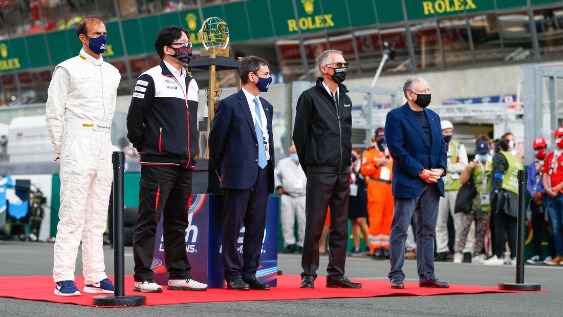 Impressionen - 24h-Rennen - Le Mans 2020