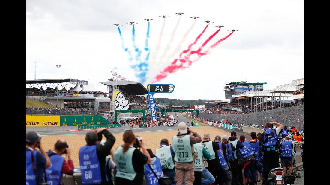 Impressionen - 24h-Rennen Le Mans - Samstag - 15.06.2019