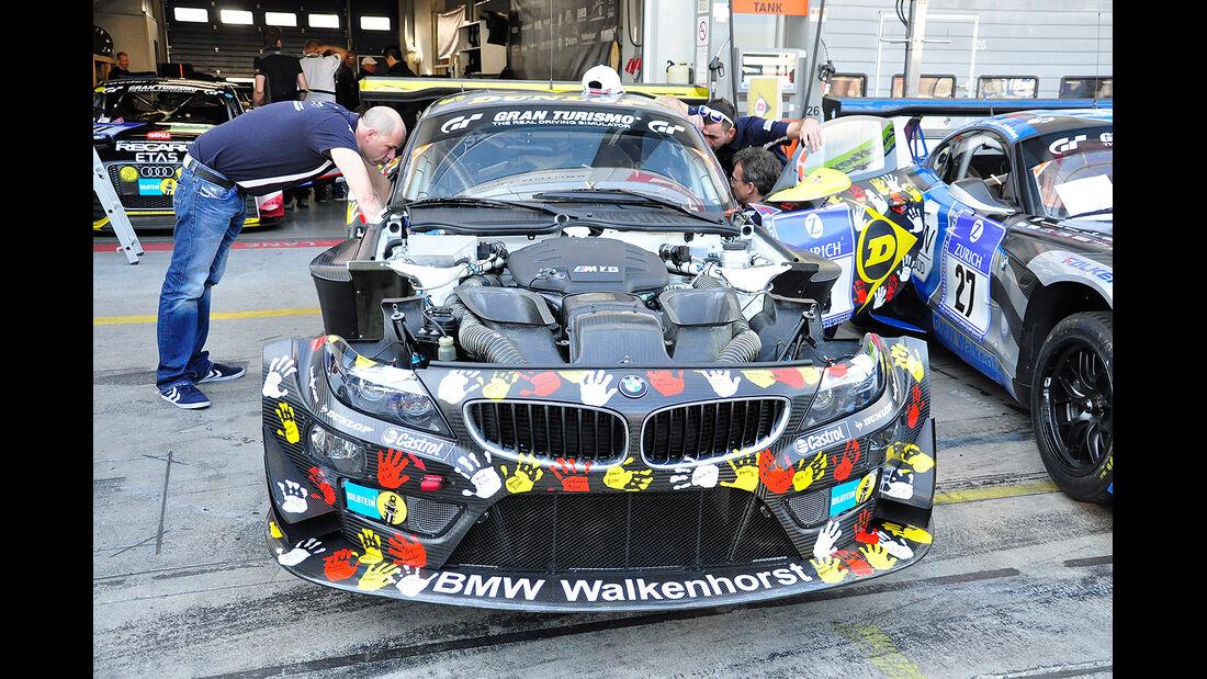Impressionen - 24h Rennen Nürburgring - 18. Juni 2014