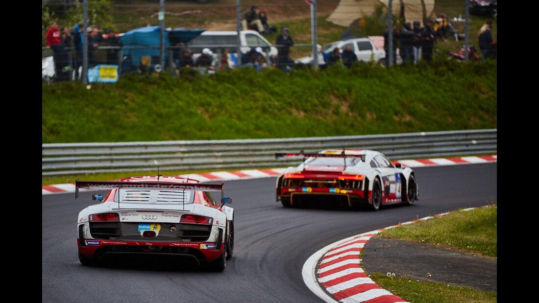 Impressionen - 24h-Rennen Nürburgring 2015 - Nordscheife - Samstag - 16.5.2015