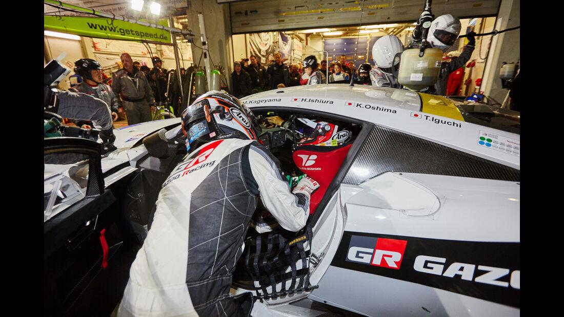 Impressionen - 24h-Rennen Nürburgring 2015 - Nordschleife - Sonntag - 17.5.2015