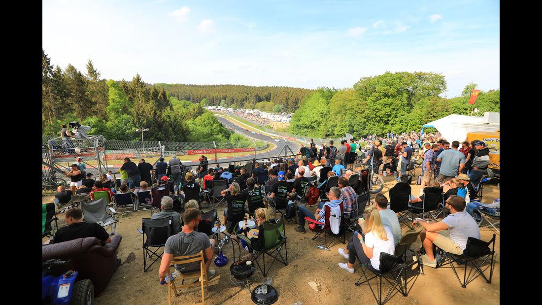 Impressionen - 24h-Rennen Nürburgring 2018 - Nordschleife - Samstag 12.5.2018