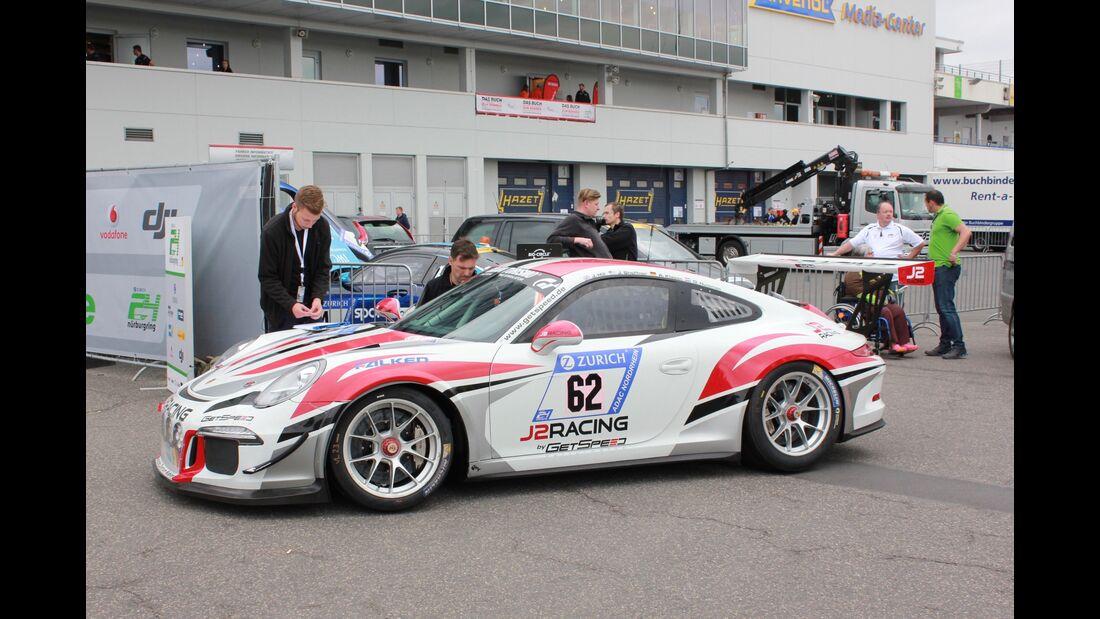 Impressionen - 24h Rennen - Nürburgring - 24. Mai 2017