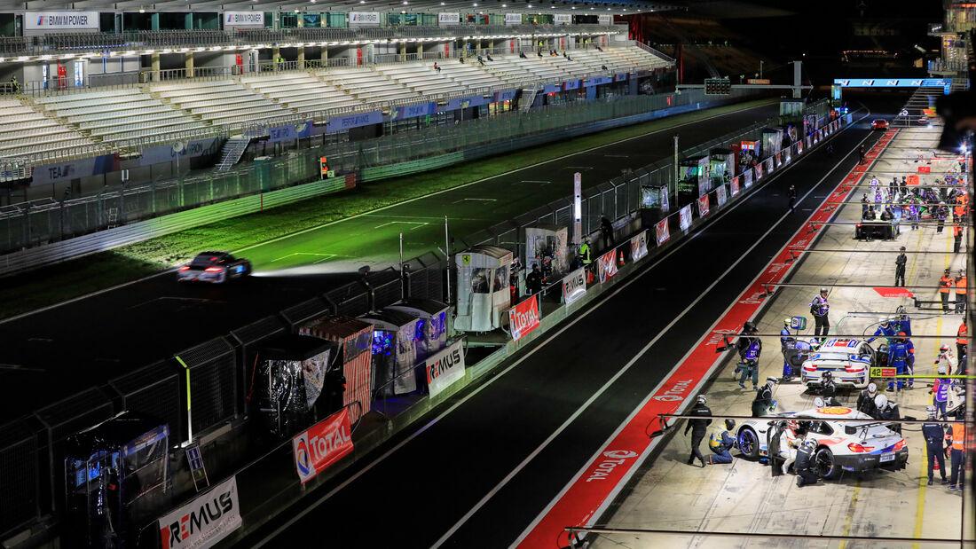 Impressionen - 24h-Rennen - Nürburgring - Nordschleife - Donnerstag - 24. September 2020