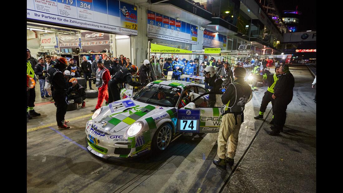 Impressionen - 24h-Rennen Nürburgring  - Nordschleife - Sonntag - 17.5.2015