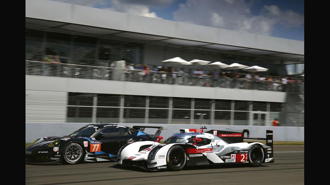 Impressionen - 24h-Rennen von Le Mans 2014 - Motorsport - Audi R18 e-tron quattro