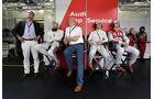 Impressionen - 24h-Rennen von Le Mans 2014 - Motorsport - Audi - Rupert Stadler