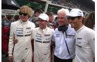 Impressionen - 24h-Rennen von Le Mans 2014 - Motorsport - Webber - Hartley - Bernhard