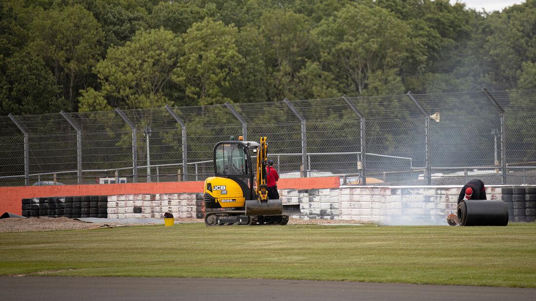 Impressionen - 70 Jahre F1 GP - Silverstone - Formel 1 - 6. August 2020