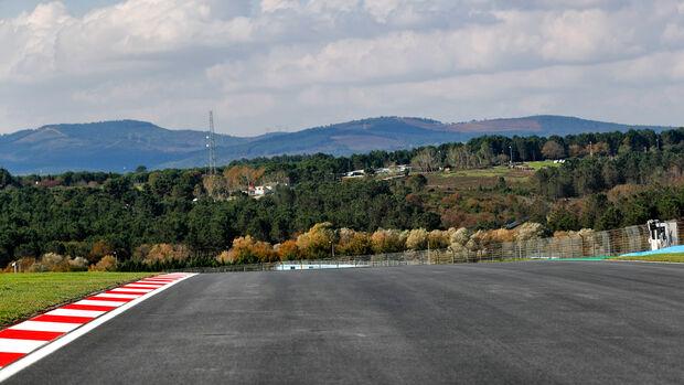 Impressionen - Asphalt - GP Türkei 2020 - Istanbul