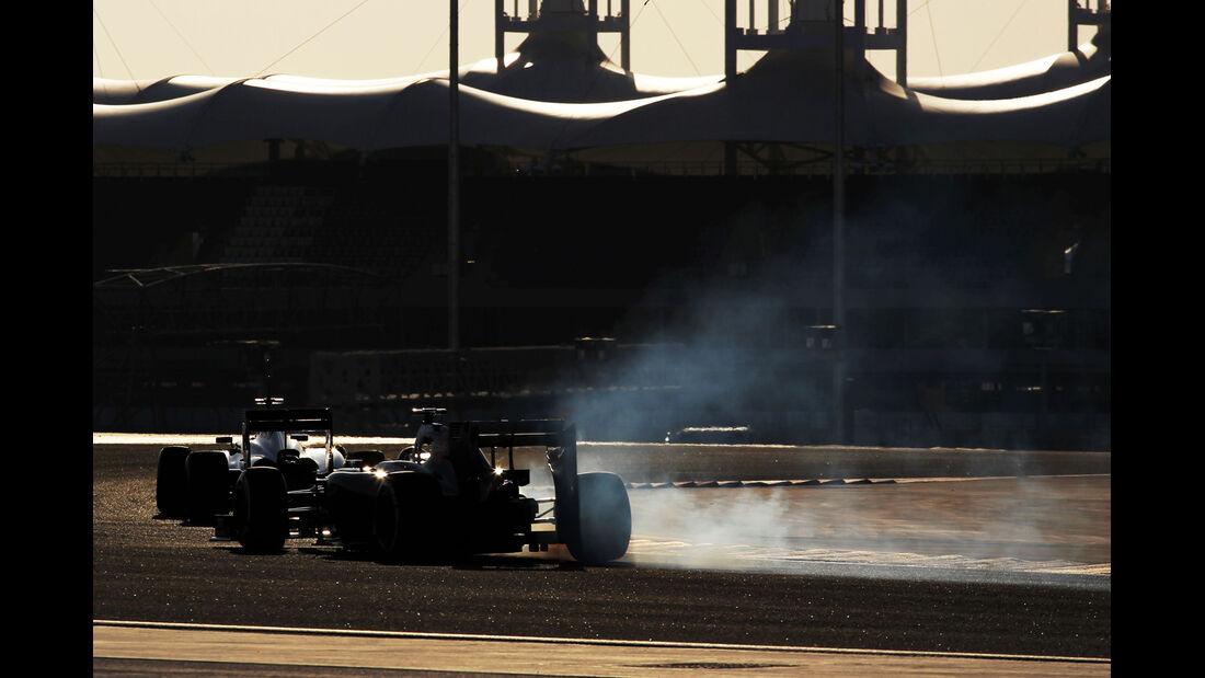 Impressionen - Bahrain - Formel 1 Test - 2014