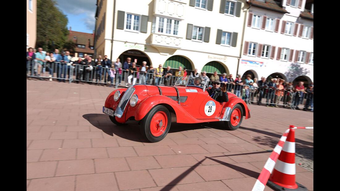 Impressionen - Baiersbronn Classic - Schwarzwald - Rallye
