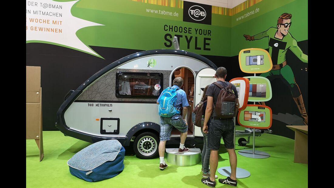 Impressionen Caravan Salon 2019