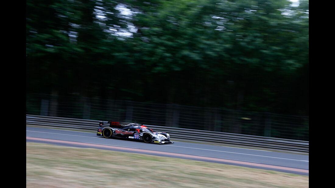 Impressionen - Extreme Speed Motorsports - Ligier JS P2 - 24h-Rennen Le Mans 2015 - Mittwoch - 11.6.2015
