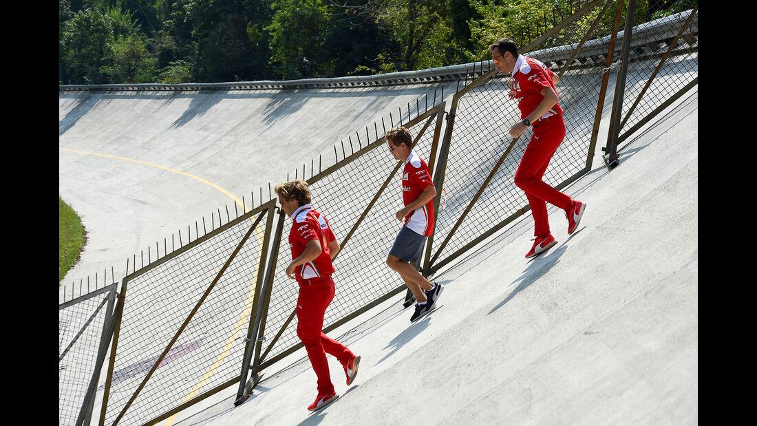 Impressionen - F1 Tagebuch - GP Italien 2016