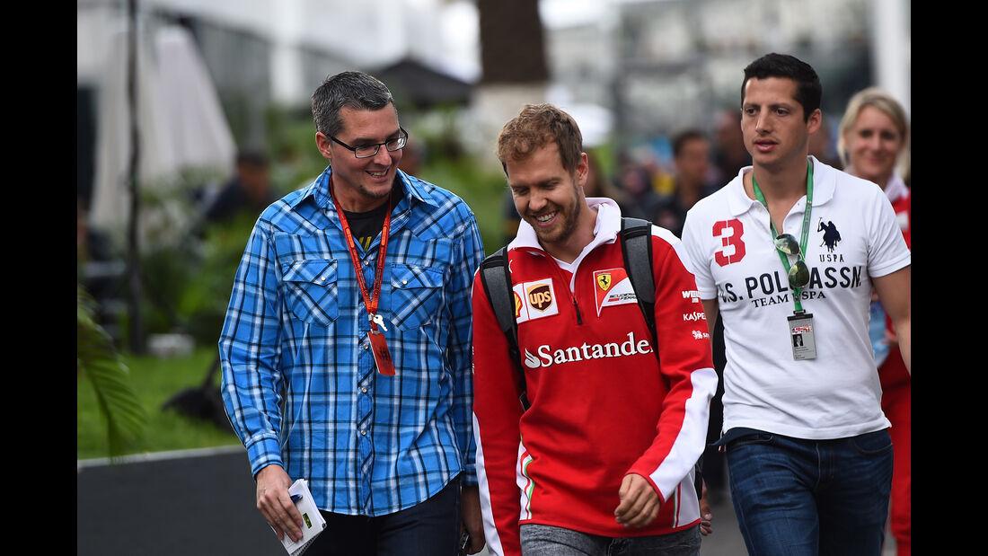 Impressionen - F1 Tagebuch - GP Mexiko 2016