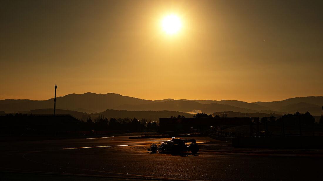 Impressionen - F1-Test - Barcelona - 19. Februar 2020