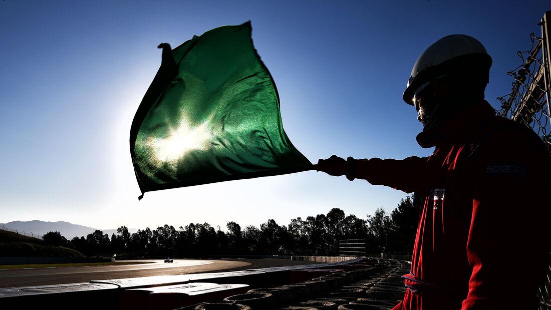 Impressionen - F1-Test - Barcelona - 28. Februar 2020