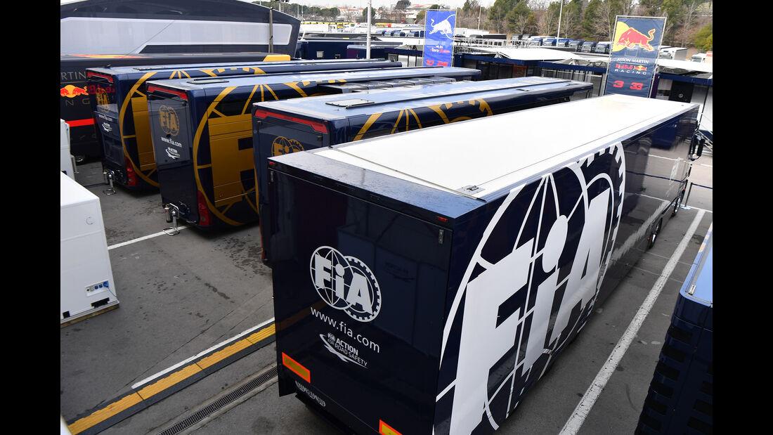 Impressionen - F1-Test - Barcelona - Tag 2 - 27. Februar 2018