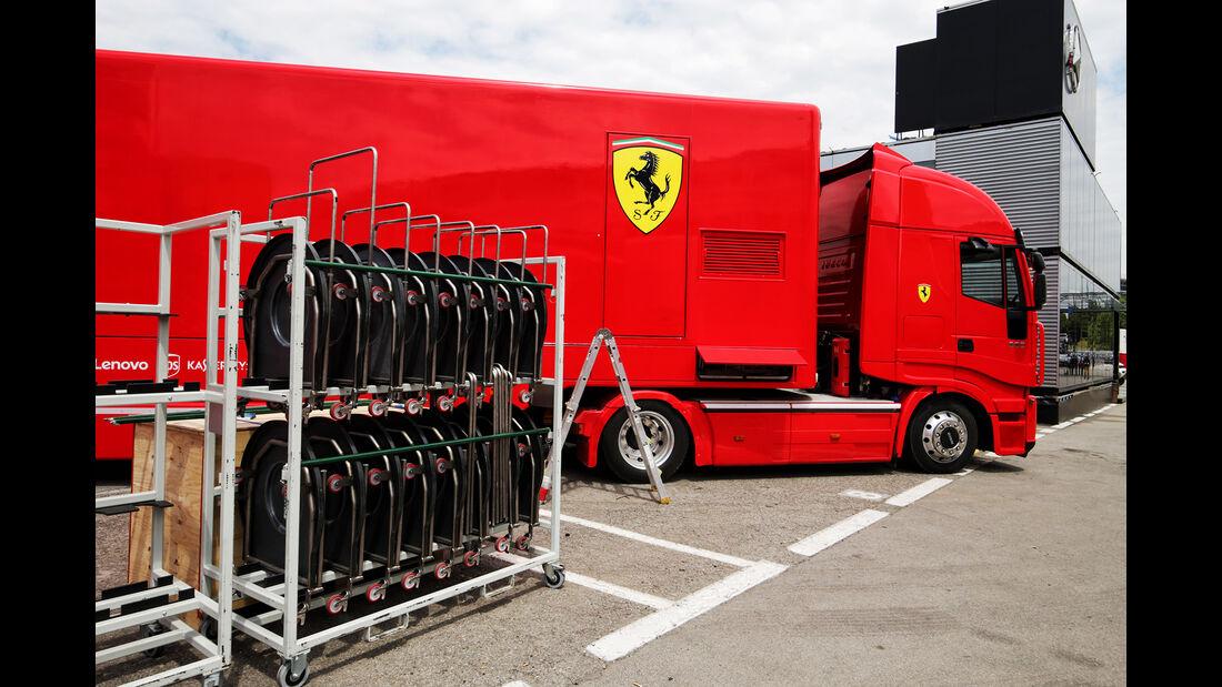 Impressionen - F1-Test - GP Spanien - Barcelona - Tag 2 - 16. Mai 2018