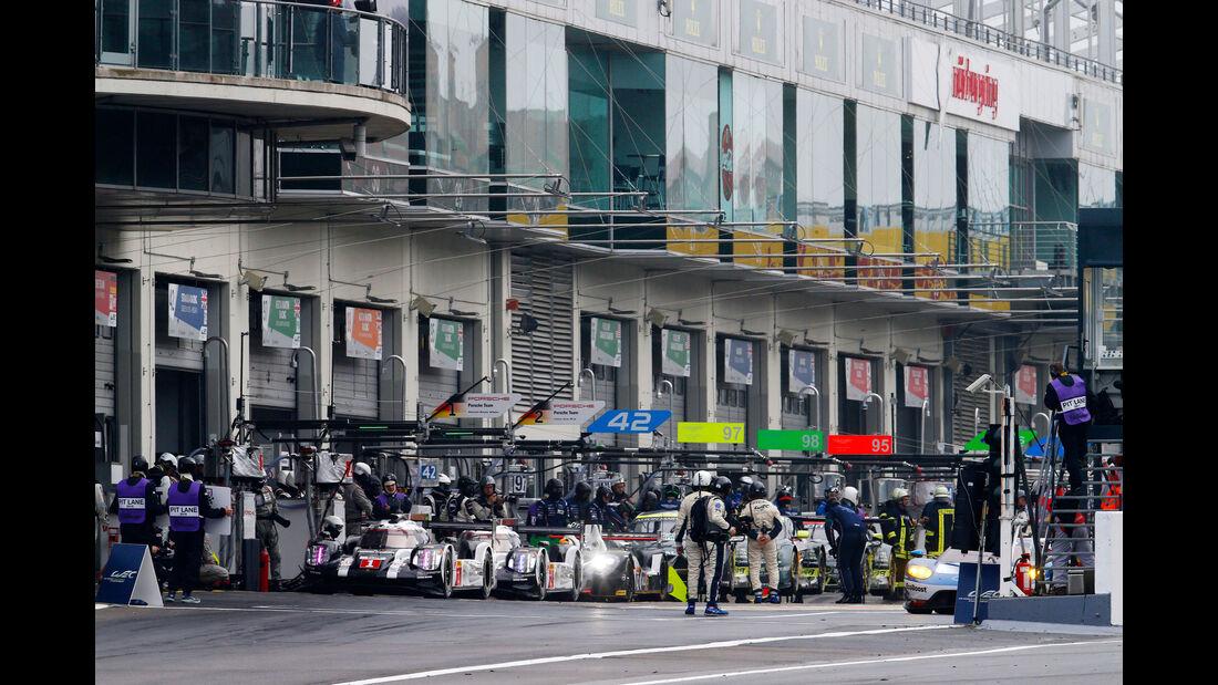 Impressionen - FIA WEC - Nürburgring 2016