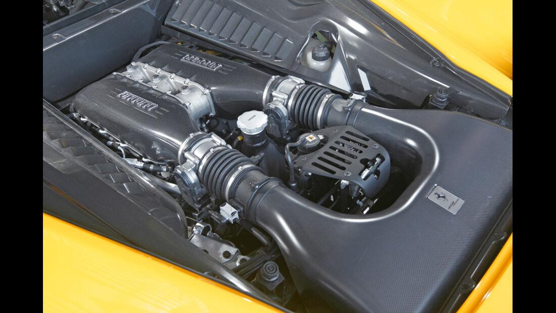 Impressionen Ferrari 458 Italia