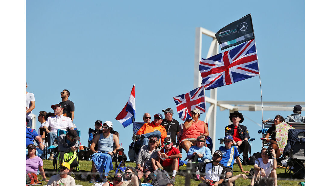 Impressionen - Formel 1 - Austin - GP USA - 22. Oktober 2016