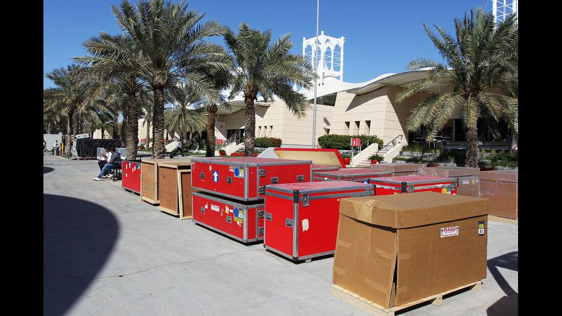 Impressionen - Formel 1 - Bahrain - Test - 2. März 2014